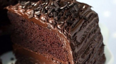 Торт «Шифоновая Прага». Самый вкусненький шоколадный тортик