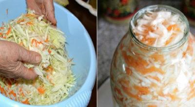 10 рецептов хрустящей капусты. Сохраните, пригодятся