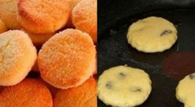 Домашнее печенье на сковоpоде. Вкусное печенье, без заморочек