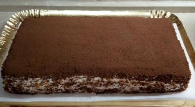 Домашний бисквитный торт — это лучшее угощение для родных и гостей