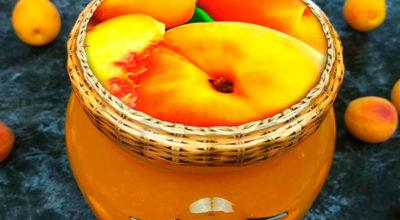 Какое же это наслаждение зимой, — настоящий натуральный абрикосовый сок. Без специальных приспособлений