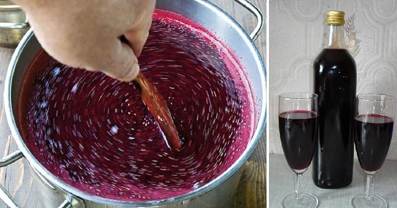Вино из смородины