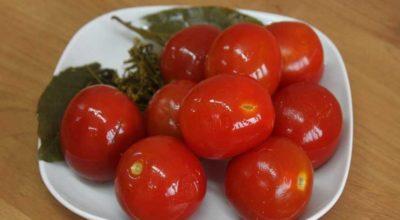 Квашеные помидоры на зиму в кастрюле, ведре и банках: вкуснятина