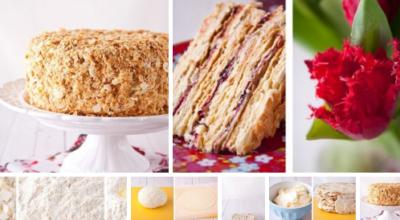 Любимый торт детства — Торт «Степка-растрепка»