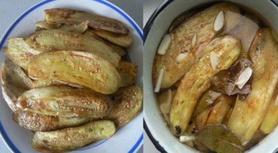 Маринованные баклажаны: Просто невероятная вкуснятина