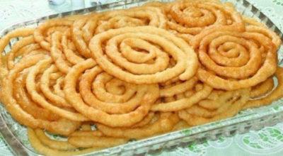Обалденная индийская сладость «Джалеби» — невероятно вкусная и простая в приготовлении