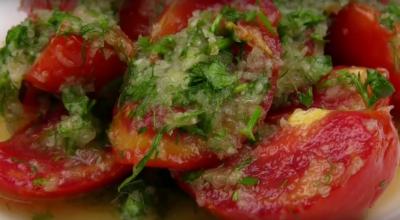 Пальчики оближешь — помидоры по-корейски