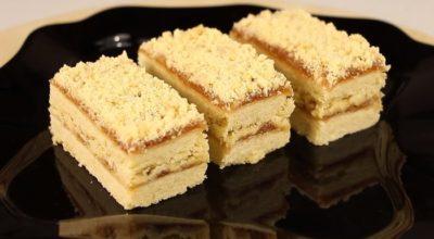 Песочные пирожные «Как в детстве по 22 копейки»