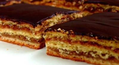 Пирог «Жербо» — высший класс