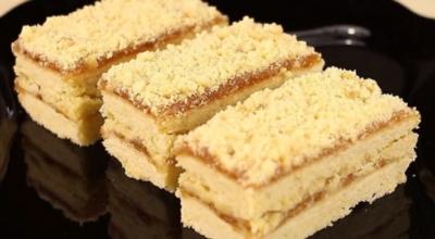 Обалденные песочные пирожные. Вкус детства за 22 копейки