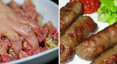 Рецепт очень необыкновенных турецких котлеток инегёль кёфте. Самое вкусное мясное блюдо что я пробовала