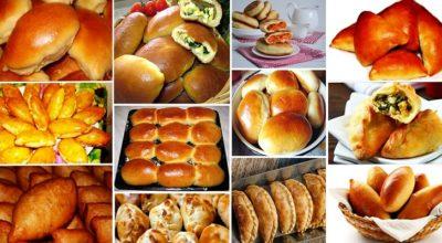 Самые вкусные домашние пирожки: Несколько проверенных рецептов