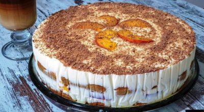 Самый модный торт 2019. Торт без выпечки. Тирамису рецепт
