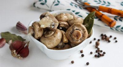 Шампиньоны «Пальчики оближешь» — отменная закуска, которую будете готовить не один раз