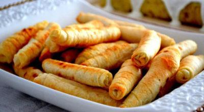 Сигара бёрек: Вкусная турецкая закуска