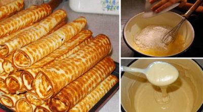 Тесто для вафель: 4 лучших рецепта