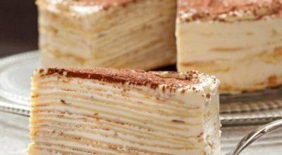 """Торт """"Крепвиль"""". Это самый вкусный торт в мире"""