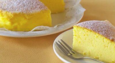 В Японии придумали рецепт торта. Мир в шоке: там только 3 ингредиента