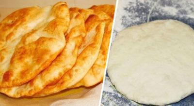 Хрустящие венгерские Лангоши. Это вкуснейшие лепешки с картошкой