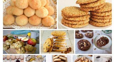 10 отличных рецептов вкусного печенья, которое готовится 15 минут