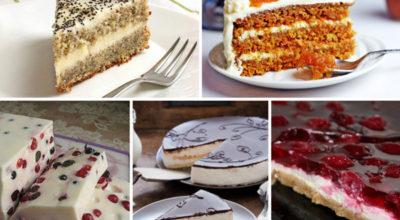 5 лучших диетических тортов без единой лишней калории