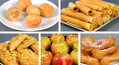 5 ретро-сладостей. Абсолютно все до единой обалденно вкусные