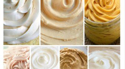 8 самых простых кремов для всех тортов и других десертов