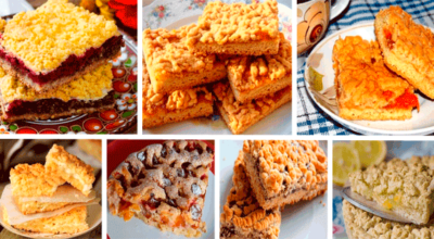 Быстрые тертые пироги. 7 потрясающих рецептов