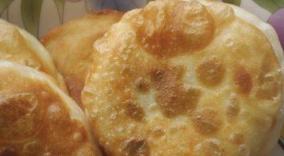 Гибрид чебурека и пиццы. Рецепт, который у меня просят