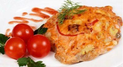 Изумительное мясо по-французски в духовке — 13 вкусных рецептов просто пальчики оближешь