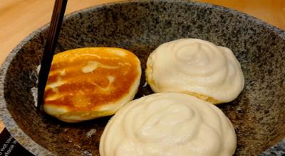 Необычный завтрак, такой же, как в Японии