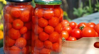 Никогда бы не подумала, что этот метод консервирования помидоров будет у меня самым любимым