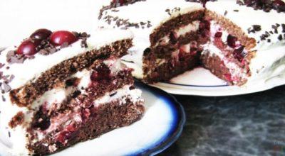 Невероятно вкусный торт «Цыганка»