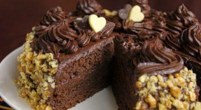 Потрясающий шоколадный торт по ГОСТу