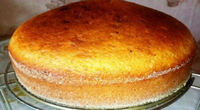 Пышный и необыкновенный бисквит «Маргарита» (Torta Margherita): итальянцы выросли на нём, можно сказать