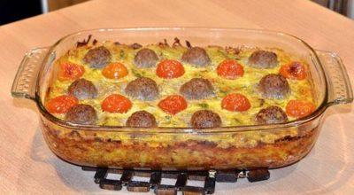 Самые вкусные рецепты приготовления фрикаделек в духовке