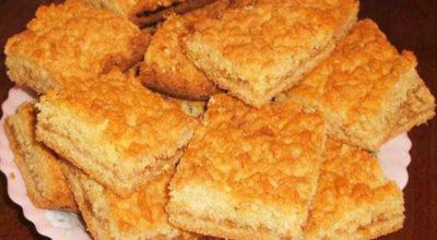 Тертый пирог «Каракум». Самый простой и вкусный. Получается всегда