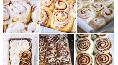 Синнабон — манящие, ароматные и очень вкусные булочки с корицей