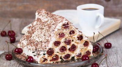 Торт «Монастырская изба». Это очень вкусно