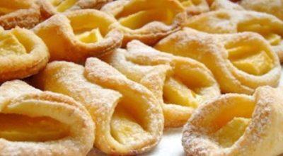 Творожное печенье с яблоками: диетическая вкусняшка, без вреда для фигуры