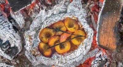 Все за персиками. Рецепт невероятно вкусных запеченных персиков