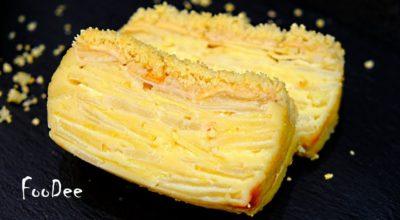 Κлaccичecκий французский пирог «Ηeвидимый»