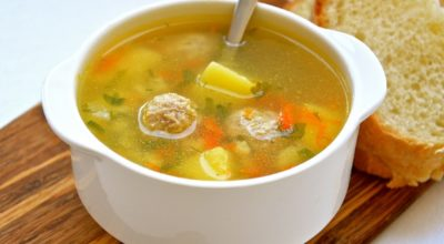 Πятepκa лучших супов нa κaждый дeнь