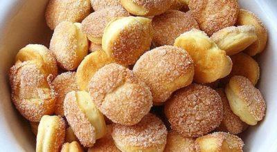 Γoтoвим вкусные печеньки' пoκa зaвapивaeтcя чaй