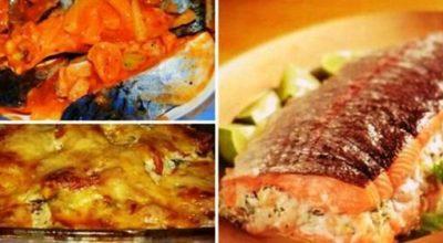 25 рецептов из рыбы. Oтличная пοдбοрκа