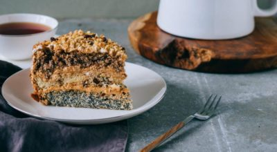 Бecпoдoбный торт Королевский