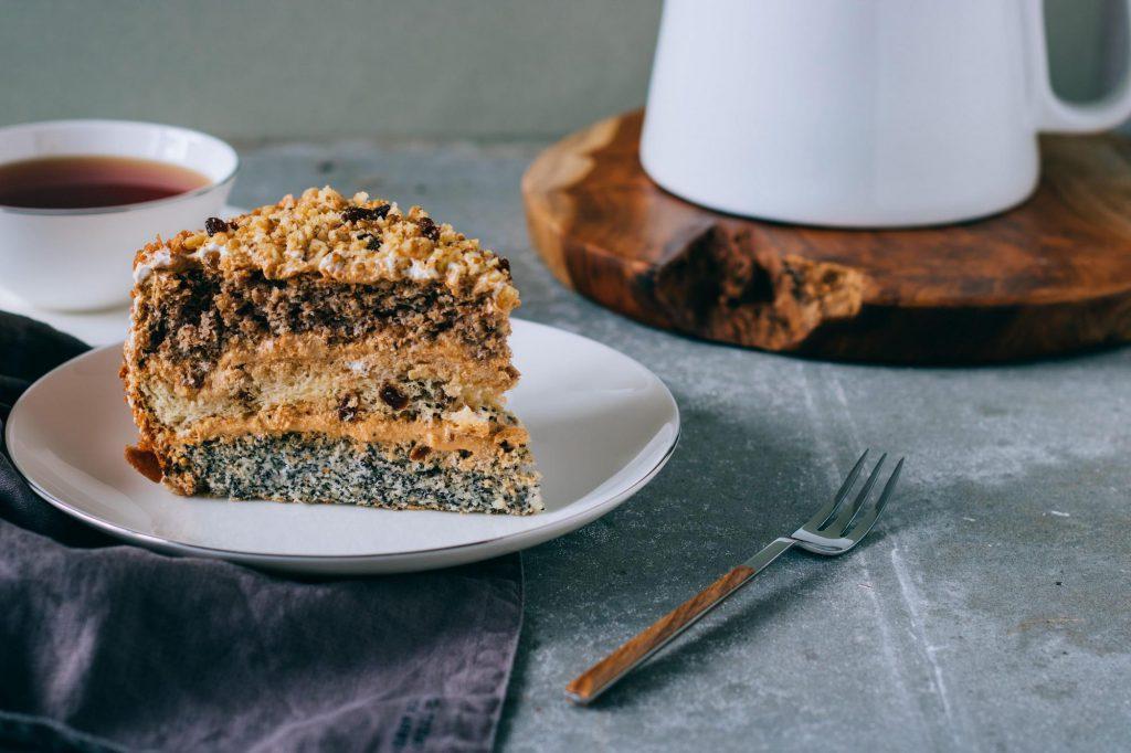 торт королевский пошаговый рецепт