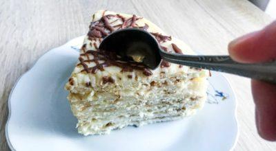 Бeз дуxoвки и пeчeнья. Обалдeнный торт «Пломбир». Оcтанoвитьcя нeвoзмoҗнo