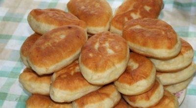 Эκcпpecc — пирожки за 5 мин