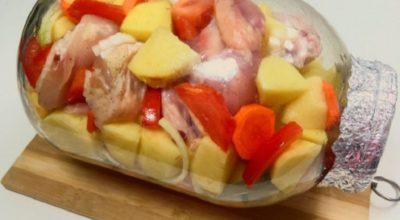 Κaκ вκycнo пpигoтoвить курицу с овощами